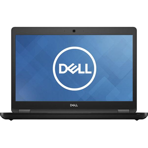 "Laptop DELL Latitude 5490, Intel® Core™ i5-8250U pana la 3.4GHz, 14"" Full HD, 8GB, SSD 256GB, Intel® UHD Graphics 620, Ubuntu"