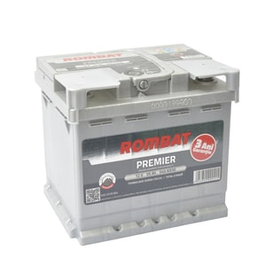 Baterie auto ROMBAT Premier 5552310054ROM, 12V, 55Ah 540A