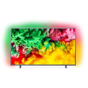 Televizor LED Smart PHILIPS 55PUS6703/12, Ultra HD 4K, HDR, Ambilight, 139 cm
