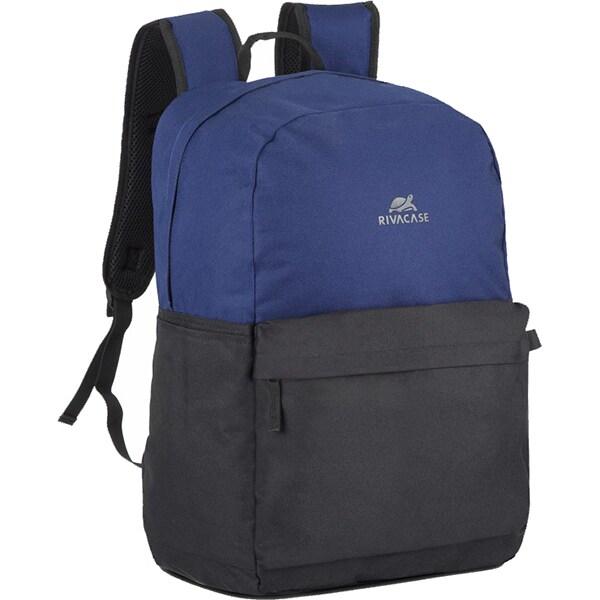 """Rucsac laptop RIVACASE 5560, 15.6"""", albastru-negru"""