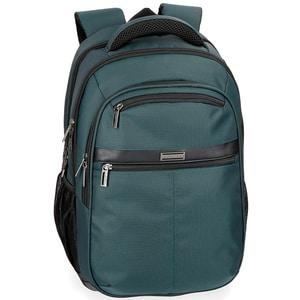 Rucsac MOVOM Business 5642762, Compartiment laptop, albastru