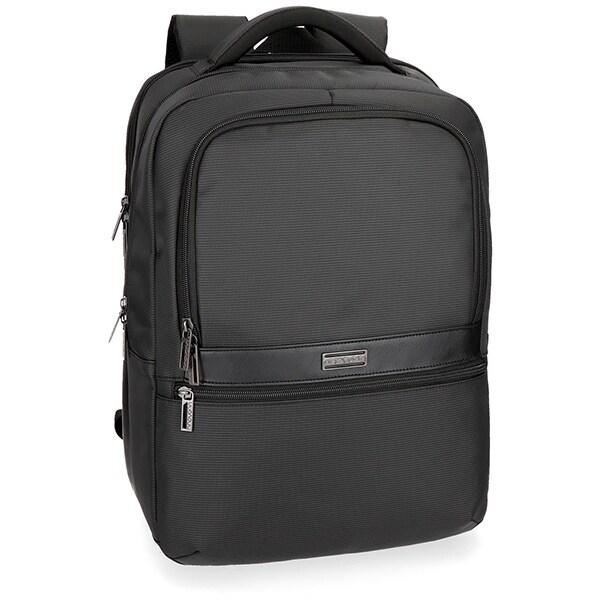 Rucsac MOVOM Business 5642561, Compartiment laptop, negru
