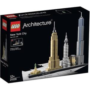 LEGO Architecture: New York 21028, 12 ani+, 598 piese