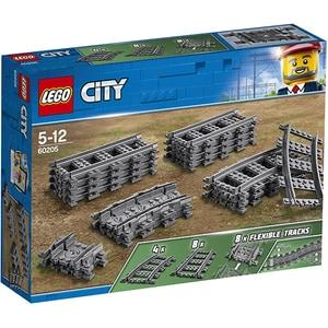 LEGO City: Sine 60205, 5 - 12 ani, 20 piese