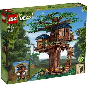 LEGO Ideas: Tree House 21318, 16 ani+, 3036 piese
