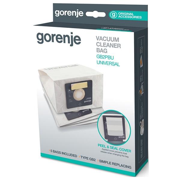 Set saci aspirator GORENJE Universal GB2PBU, 5 buc