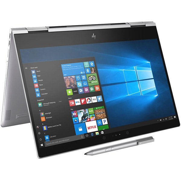 "Laptop 2 in 1 HP Spectre x360 13-ae002nq, Intel Core i5-8250U pana la 3.4GHz, 13.3"" Full HD, 8GB, SSD 256GB, Intel UHD Graphics 620, Windows 10 Home"