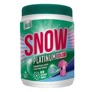 Pudra pentru indepartarea petelor SNOW Platinum Color, 400g