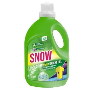 Solutie pentru indepartarea petelor SNOW Color Bright Gel, 950ml
