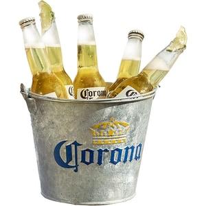 Bere blonda premium Corona Extra Frapiera 0.355L x 5 sticle