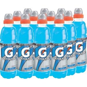 Bautura energizanta GATORADE Cool Blue bax 0.5L x 12 sticle