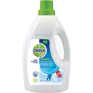 Dezinfectant haine DETTOL Fresh Cotton, 1.5l