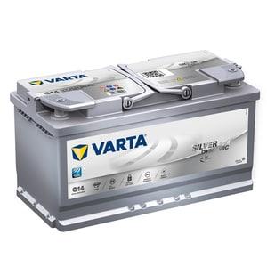 Baterie auto Start-stop plus VARTA G14 Silver Dinamic AGM, 12V, 95Ah, 850A