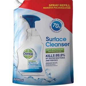 Rezerva spray dezinfectant DETTOL SPRAY, 1.2 l