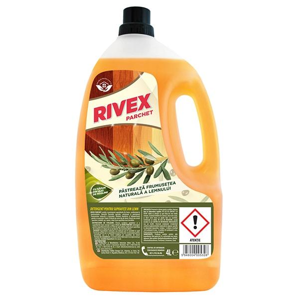 Detergent pentru parchet RIVEX Ulei de masile, 4l