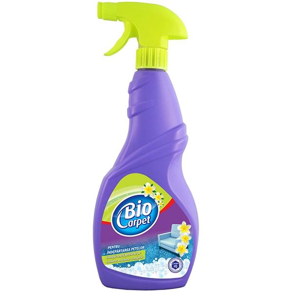 Spray pentru indepartarea petelor BIOCARPET, 750ml