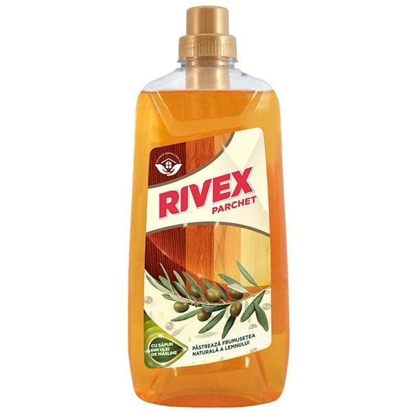 Detergent pentru parchet RIVEX Ulei de masile, 1l