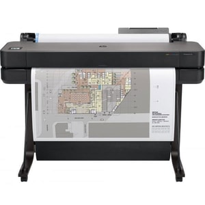 Plotter HP DesignJet T630, 36 inch, A0, USB, Retea, Wi-Fi