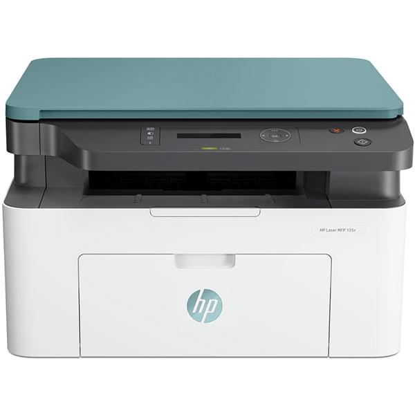 Multifunctional laser monocrom HP Laser MFP 135r, A4, USB