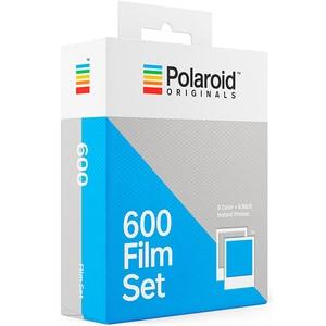 Film instant POLAROID Originals pentru Polaroid 600, 16 buc