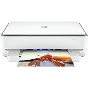 Multifunctional inkjet color HP DeskJet Plus Ink Advantage 6075, A4, USB, Wi-Fi