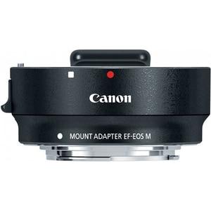 Adaptor obiectiv CANON EF - EOS M, negru