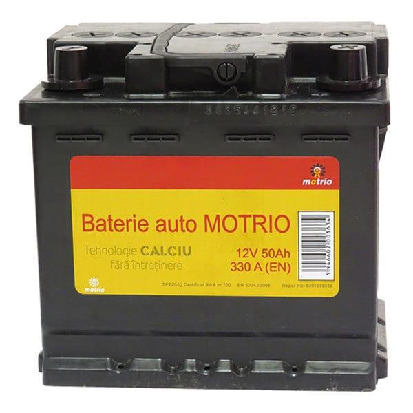 Baterie auto MOTRIO 6001998866, 12V, 50Ah, 330A