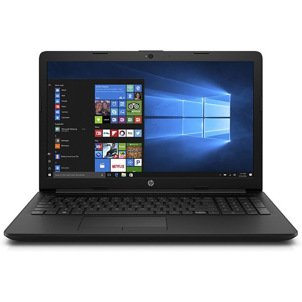 """Laptop HP 15-da0016nq, Intel Core i7-8550U pana la 4.0GHz, 15.6"""" Full HD, 4GB, HDD 1TB + SSD 128GB, NVIDIA GeForce MX130 4GB, Windows 10 Home"""