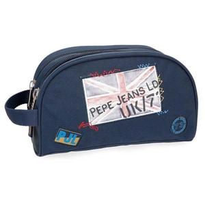 Borseta PEPE JEANS LONDON Scarf 61944.61, bleumarin