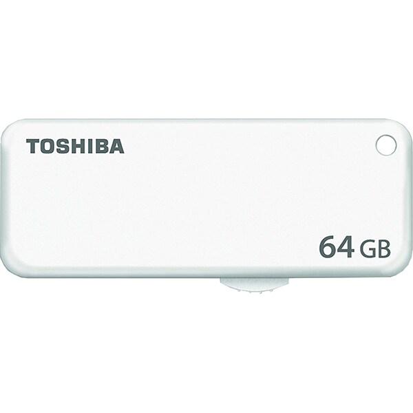 Memorie portabila TOSHIBA U203, 64GB, USB 2.0, alb