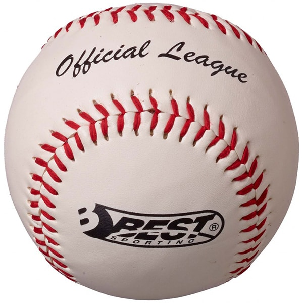"""Minge baseball BEST SPORTING 63020, 9"""", alb"""