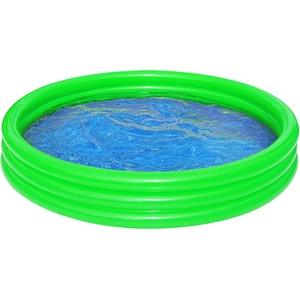 Piscina gonflabila BEST SPORTING 64591, 120 x 25 cm, verde