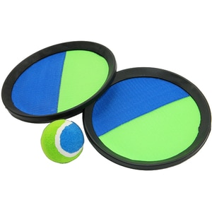 Set Magic Catch BEST SPORTING 64910, 2 discuri, 1 minge, albastru-verde