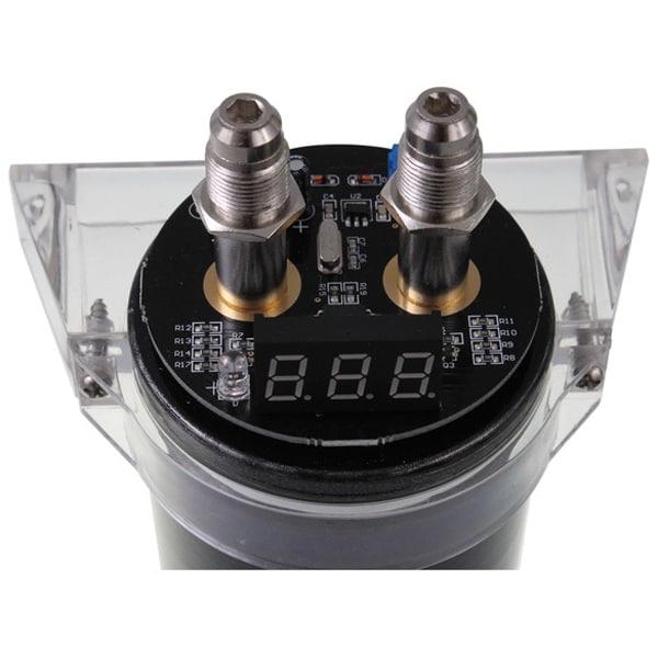 Condensator auto  1F AIV 650870, Afisaj digital, 12V DC