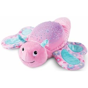 Lampa cu sunete si proiectii SUMMER INFANT Fluturasul Bella, roz
