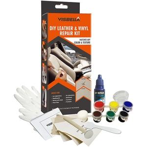 Kit pentru reparat materiale din piele VISBELLA 38963