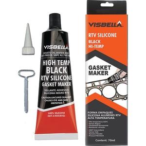 Mastic pentru garnituri VISBELLA 38968, negru