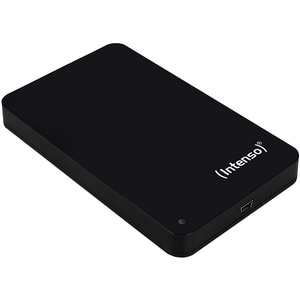 Hard Disk Drive portabil INTENSO Memory station 6002530, 500GB, USB 2.0, negru