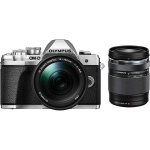 Aparat foto Mirrorless OLYMPUS E-M10 Mark III, 16.1 MP, 4K, Wi-Fi + Obiectiv EZ 14-150mm II