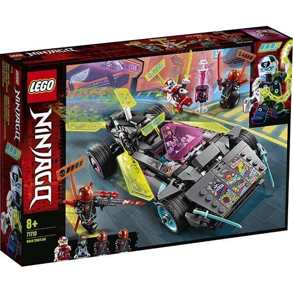 LEGO Ninjago: Bolid ninja 71710, 8 ani+, 419 piese