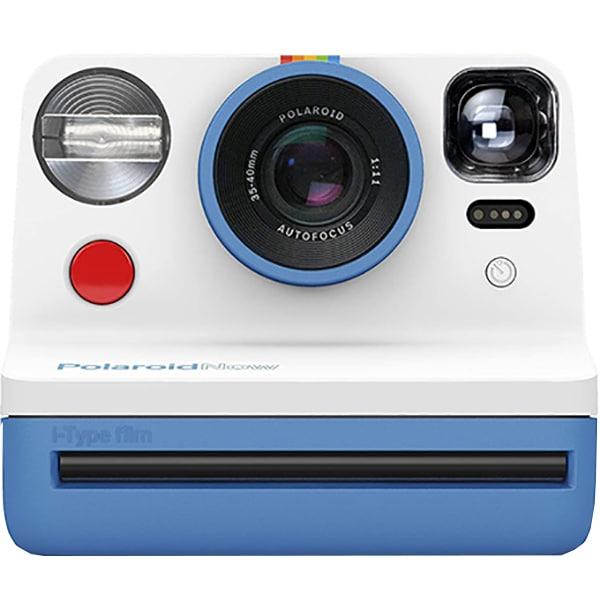 Aparat foto instant POLAROID Now, albastru