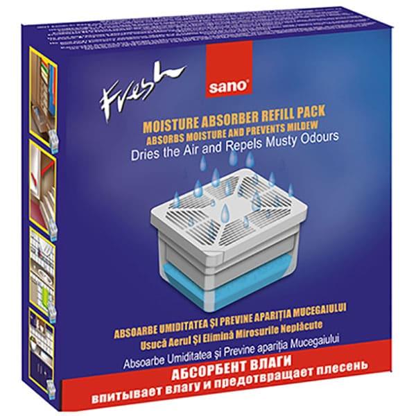 Rezerva granule absorbante de umiditate SANO Fresh, 340 g