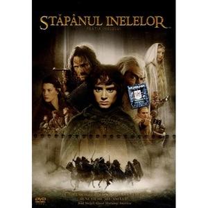 Stapanul Inelelor - Fratia Inelului DVD