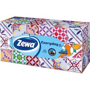 Servetele faciale ZEWA Everyday, 2 straturi, 100 buc