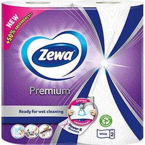 Prosoape hartie Zewa Premium, 2 straturi, 2 role