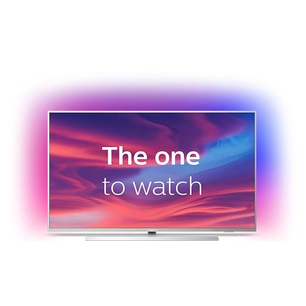 Televizor LED Smart PHILIPS 43PUS7304/12, Ultra HD 4K, HDR, Ambilight, 108 cm