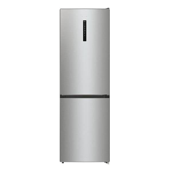 Combina frigorifica GORENJE 736066/NRK6192AXL4, NoFrost Plus, 300 l, H 185 cm, Clasa E, inox