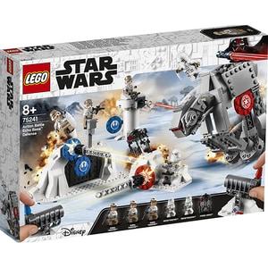 LEGO Star Wars: Apararea Action Battle Echo Base 75241, 8 ani+, 504 piese