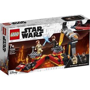 LEGO Star Wars: Duel pe Mustafar 75269, 7 ani+, 208 piese