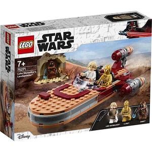 LEGO Star Wars: Landspeeder a lui Luke Skywalker 75271, 7 ani+, 236 piese